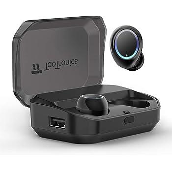 TaoTronics Auricolari True Wireless Bluetooth 5.0 Impermeabile IPX7 ... f1882dde345c