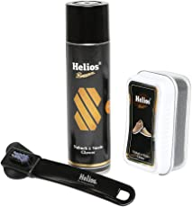 Nubuck & Suede Mega Shoe Care Kit-(Camel)