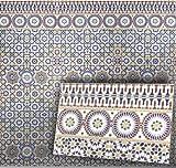 Restposten aus diversen Chargen, 1m² Bordüre Alhambra