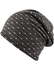 Manchester Oversize Beanie Long Slouch Baumwollmütze Sommermütze Indoormütze Chillouts Damenmütze Long Beanie