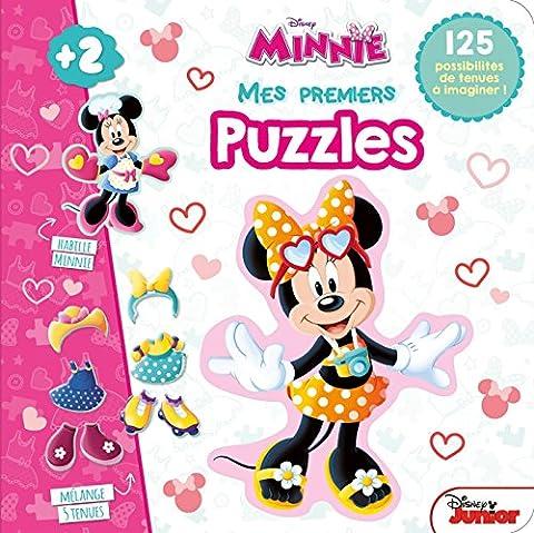 Minnie, MES PREMIERS PUZZLES