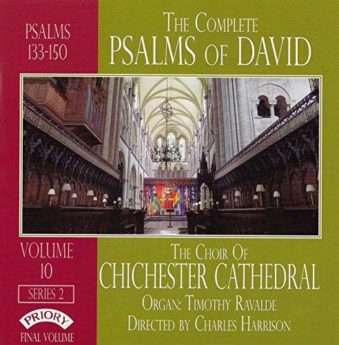 Complete Psalms of David Series 2, Volume 10: Psalms 133-150 (final volume)