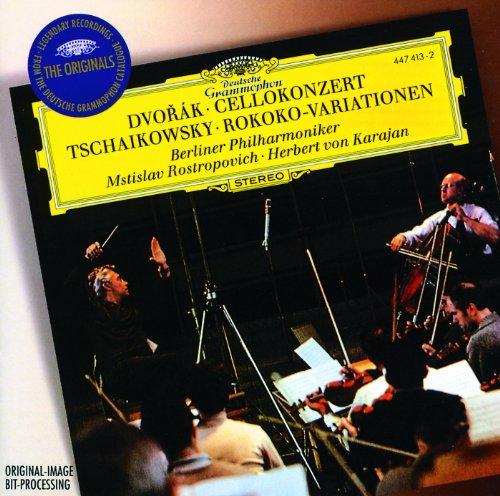 Dvorák: Cello Concerto / Tchai...