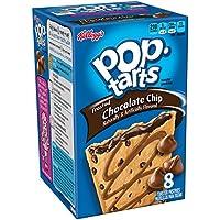 Kelloggs Pop Tarts con Pepitas de Chocolate, Relleno de Chocolate Negro y Glaseado - 8