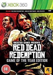 Red Dead Redemption: Game of The Year Edition Xbox 360/ Xbox1 [
