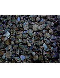 RADHEY KRISHNA GEMS 2000Cts. Natural Ethiopian Multi Color Opal Rough Wholesale Lot Gemstones