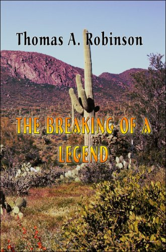 The Breaking of a Legend Cover Image