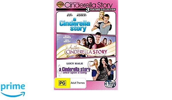 Amazon in: Buy The Cinderella Story 3 Movies Collection: A