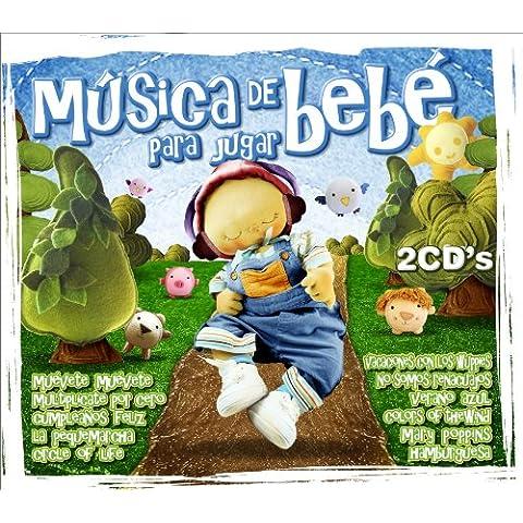 Musica De Bebe Para Jugar  2cd