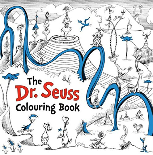 Dr. Seuss colouring book. Ediz. illustrata