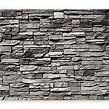 murando - Fototapete Steinwand 400x280 cm - Vlies Tapete -