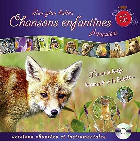 Cockenpot Francine - Livre avec CD: Les plus belles Chansons