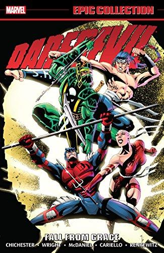 Daredevil & Elektra: Fall From Grace (Daredevil (1964-1998)) (English Edition)