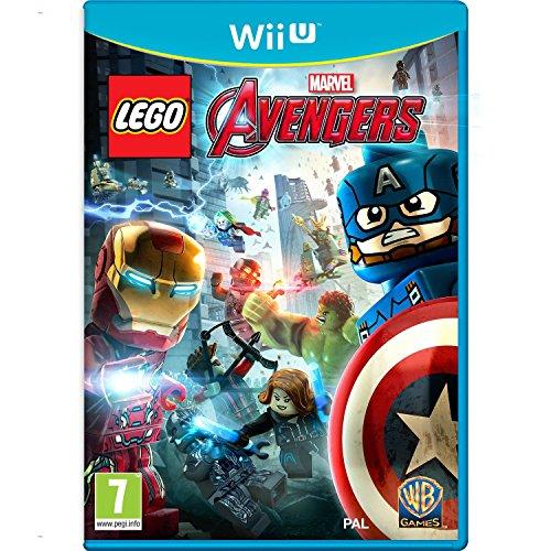Spiel Batman 3 Wii Lego (LEGO Marvel Avengers (Nintendo Wii U) UK IMPORT)