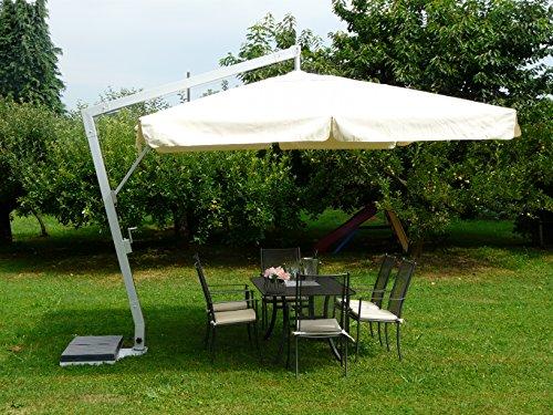 maffei sombrilla rectangular - Sombrillas Jardin