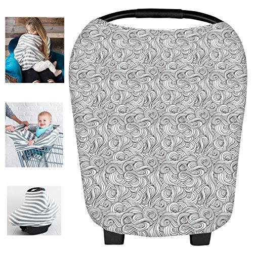Multi Modal Still Baby Auto Set Cover Himmel Warenkorb Bezug Swaddle Decke für Säuglinge Neugeborene Kleinkinder Dusche Geschenk Baby-dusche-geschenk-tasche Für Mädchen