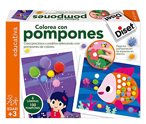 Diset-Colorea-con-pompones-63493