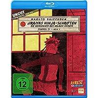 Naruto Shippuden - Staffel 21.1: Folgen 652-661
