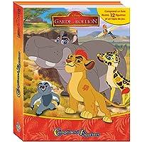 Phidal Guardia del Rey León Caja Libro con 12Figuras + Alfombra de Juego, 9782764341841, Multicolor