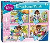 Ravensburger 07061 - Dottoressa Peluche 4 Puzzle