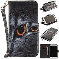 Cozy Hut Samsung Galaxy S7 / SM-G9300 5,1 Zoll Hülle Case, Bookstyle Handy hülle Premium PU-Leder Tasche Flip Case Brieftasche Etui Schutz Hülle für Samsung Galaxy S7 / SM-G9300 5,1 Zoll Ledertasc