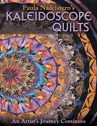 Paula Nadelstern's Kaleidoscope Quilts: An Artist's, used for sale  Delivered anywhere in Ireland