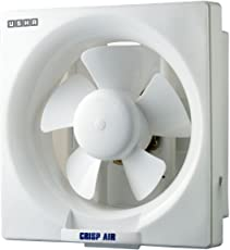 Usha Crisp Air 150 mm Exhaust Fan (Pearl White)