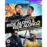 Ride Along 1 & 2 [Blu-ray] [2015] UK-Import, Sprache-Englisch.