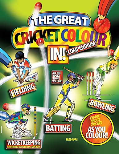 Great Cricket Colour In Compendium por Fred Apps