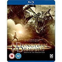 Dungeon & Dragons: Wrath Of The Dragon God