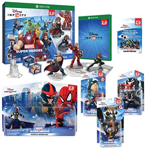 Infinity 2.0 Marvel Premium Value Pack (Xbox One) by Disney Interactive Studios