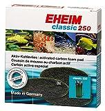 Eheim 2628130 Aktivkohlevlies (3 Stück) für classic 250 (2213)
