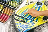 Creative Art MaterialsCaran D'Ache NeoColor II Water Soluble Wax Pastel Set, Multi-Colour