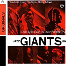 Jazz Giants '58 (Verve Originals Serie)