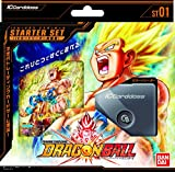 IC Cardass Dragon Ball 1st edition starter set (IC card reader Bundle) [ST01 (R)]