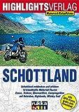 Schottland Motorrad-Reiseführer - Andreas Hülsmann