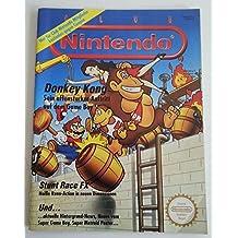 Club Nintendo Magazin SNES Super Nintendo NES GB (u.a. über Donkey Kong Super Metroid Secret of Mana Mega Man X Wario Land) Spieleberater Zeitschrift Ausgabe 4 Aug. 1994