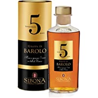 Grappa Riserva di Barolo 5 anni - SIBONA
