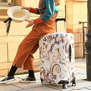 Erthome stretch pour bagages 18–50,8cm élastique étanche à la poussière Sac de voyage Valise Coque