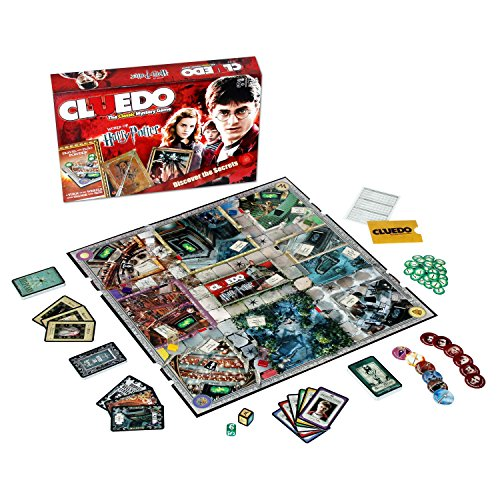 Image of Harry Potter Cluedo board game