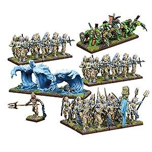 Mantic Games MGKWR101 Neritica Army - Juego en Miniatura