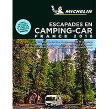 Escapades en camping-car France Michelin 2018