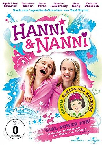 Preisvergleich Produktbild Hanni & Nanni - inkl. Bandana (DVD)