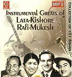#2: Instrumental Greats of M. Rafi/Lata/Kishore/Mukesh