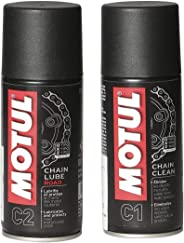 Motul Chain Lube and Clean Combo (150ml)