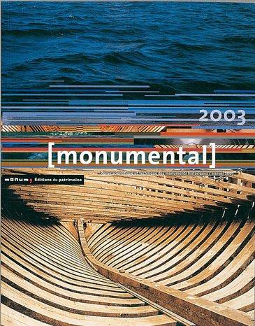 Monumental 2003. dossier patrimoine maritime par From PATRIMOINE