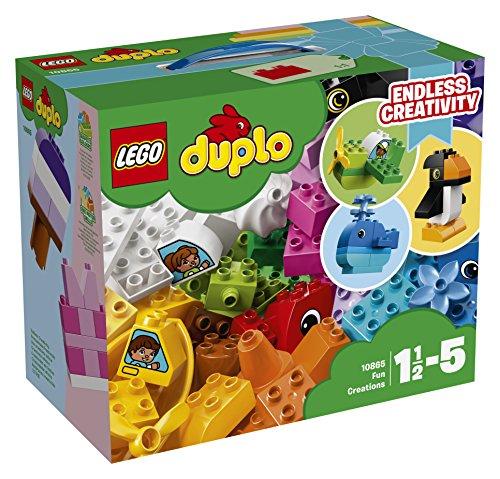 LEGO® DUPLO® Witzige Modelle 10865 Spielzeug für das Kindergartenalter