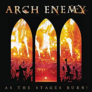 As The Stages Burn! [1 CD + 1 DVD]