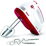 Inalsa Hand Blender| Hand Mixer|Beater - Easy Mix, Powerful 250 Watt Motor | Variable 7 Speed Control | 1 Year Warranty | (Wh