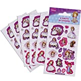 Paper Projecten Sofia the First Party Pack stickers